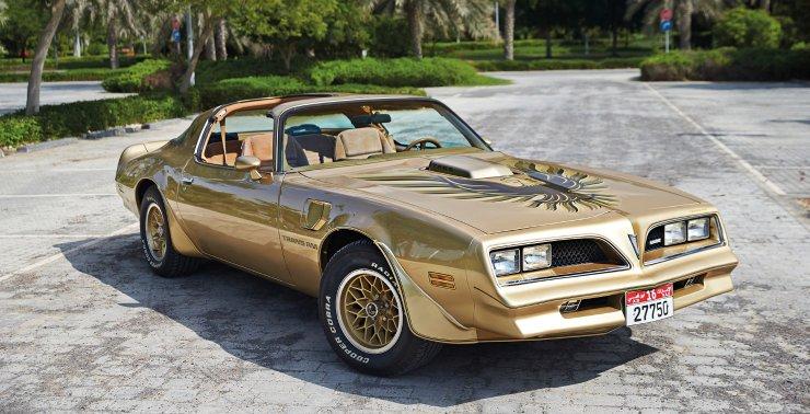 Pontiac Firebird Trans Am Special Edition