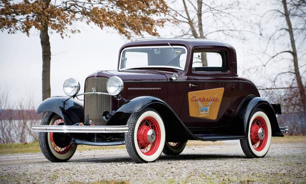 """Ford Model B """"Deuce Coupe"""""""
