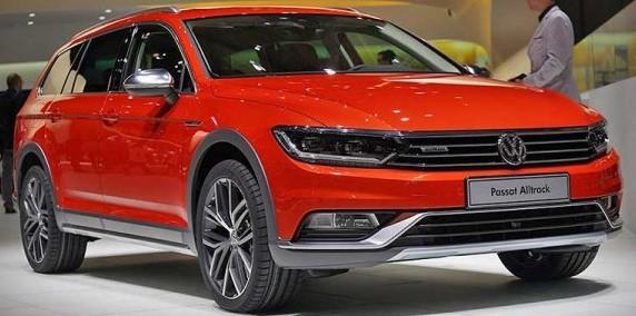 Тест-драйв Volkswagen Passat Alltrack 2016