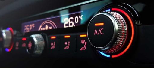 авто кондиционер температурный режим