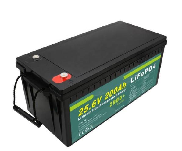 литий-ионный тип аккумуляторов