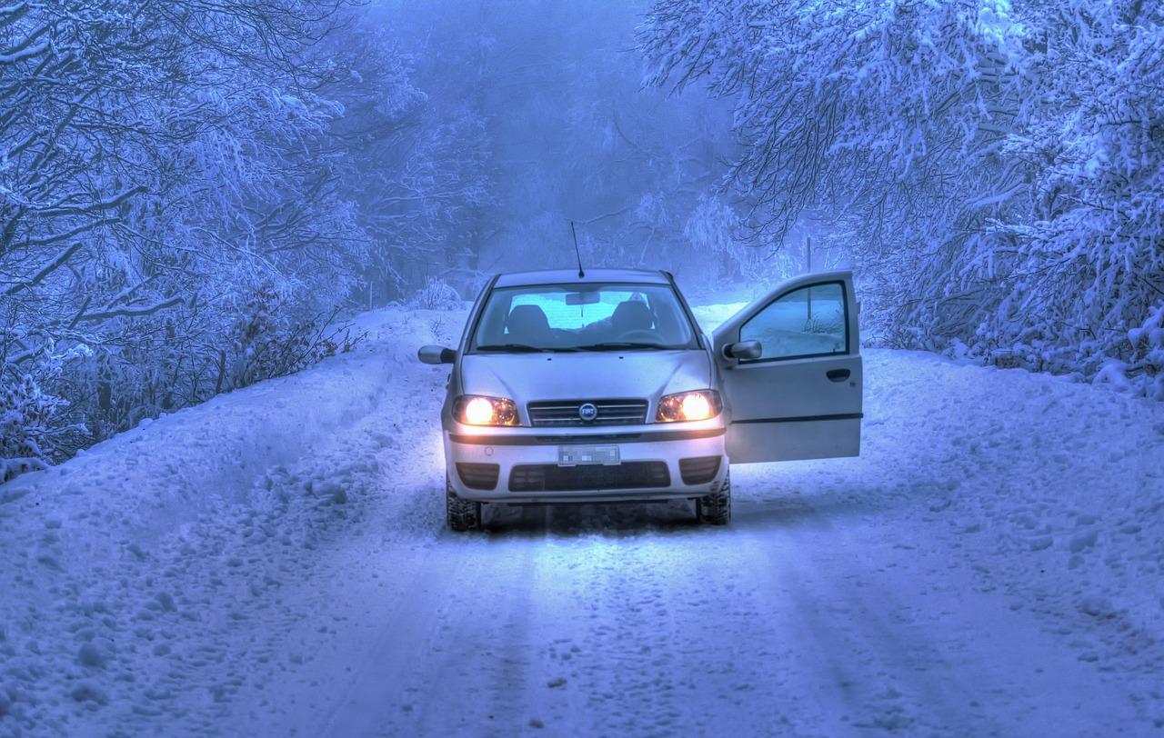 4 способа завести авто в мороз