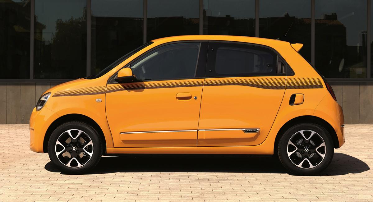 Renault Twingo - слишком современный авто. Обзор новой версии