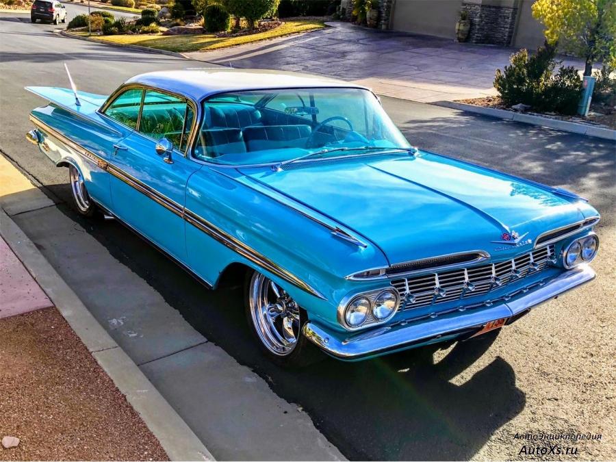 Chevrolet Impala (1959 год)