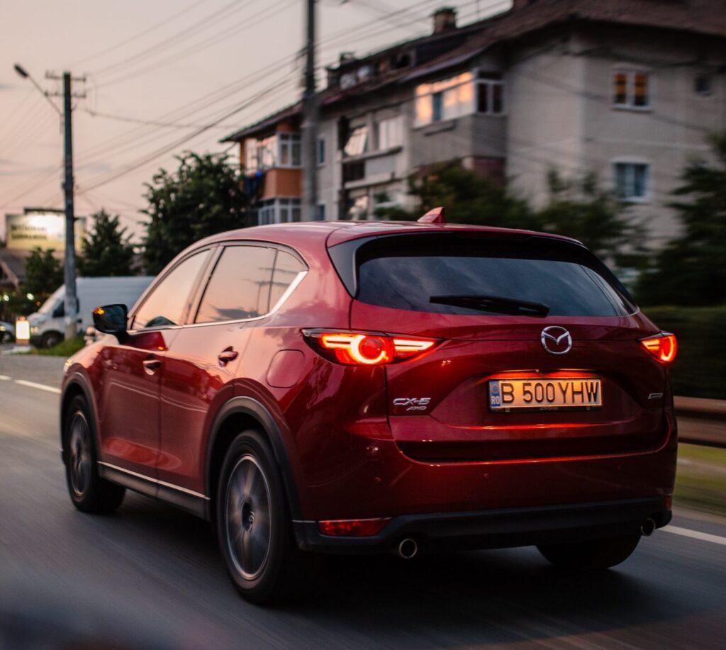 Mazda CX-5 кроссовер