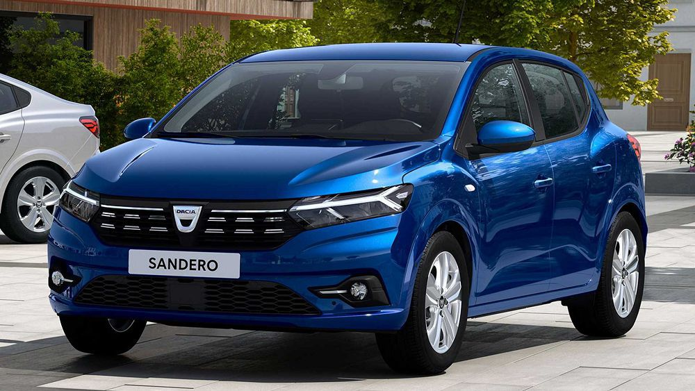 Renault Sandero & Logan 2021