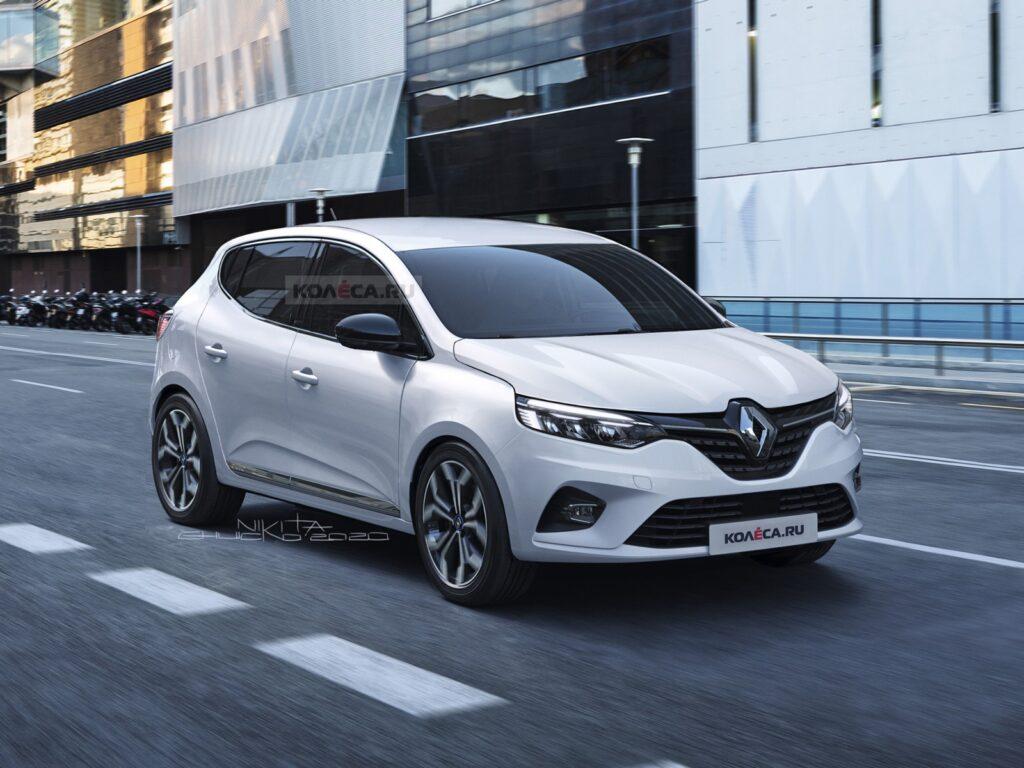 Renault Sandera 2021