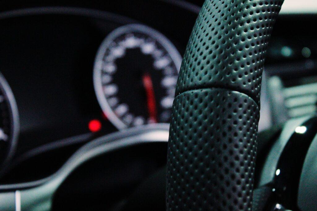 Вибрации кузова автомобиля