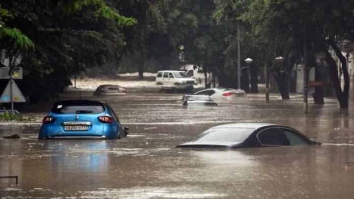затопленные авто
