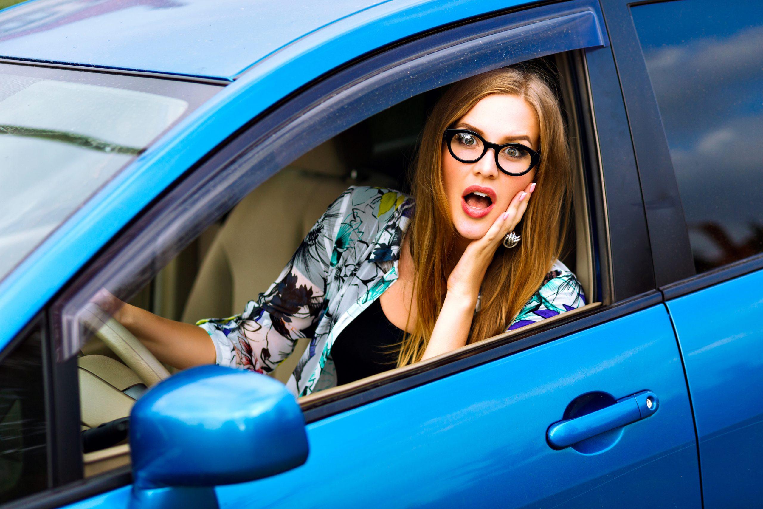 Боюсь ездить за рулем — советы женщинам