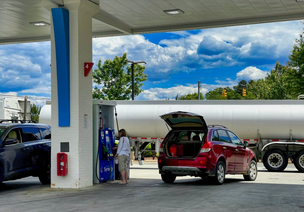 бензин в дизельном двигателе