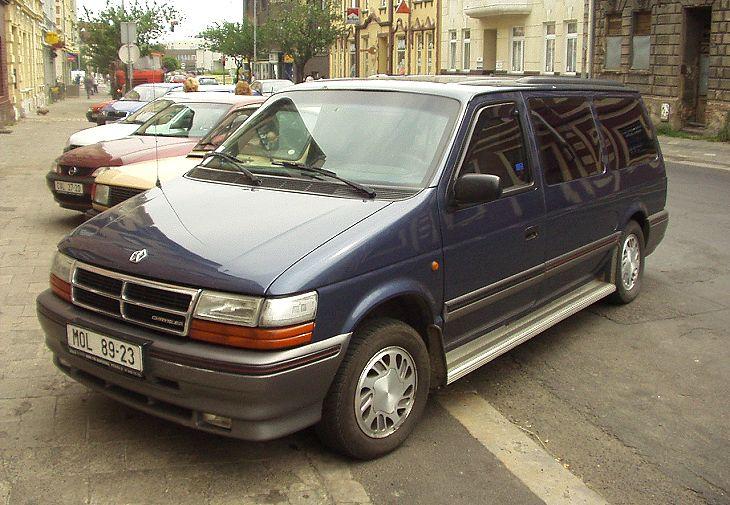 Chrysler Voyager 2.5 TD