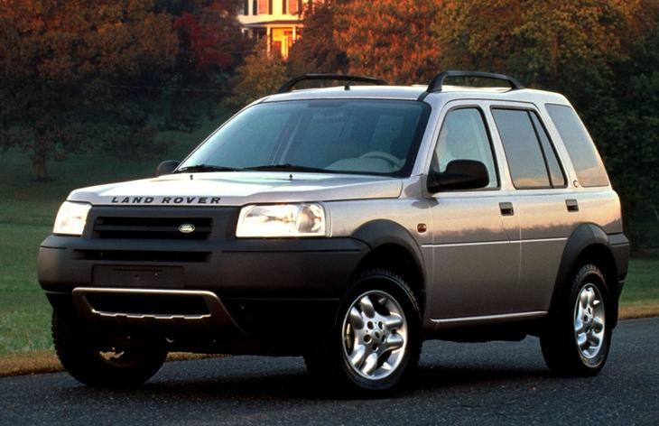Land Rover Freelander I 1.8 (1996-2004)