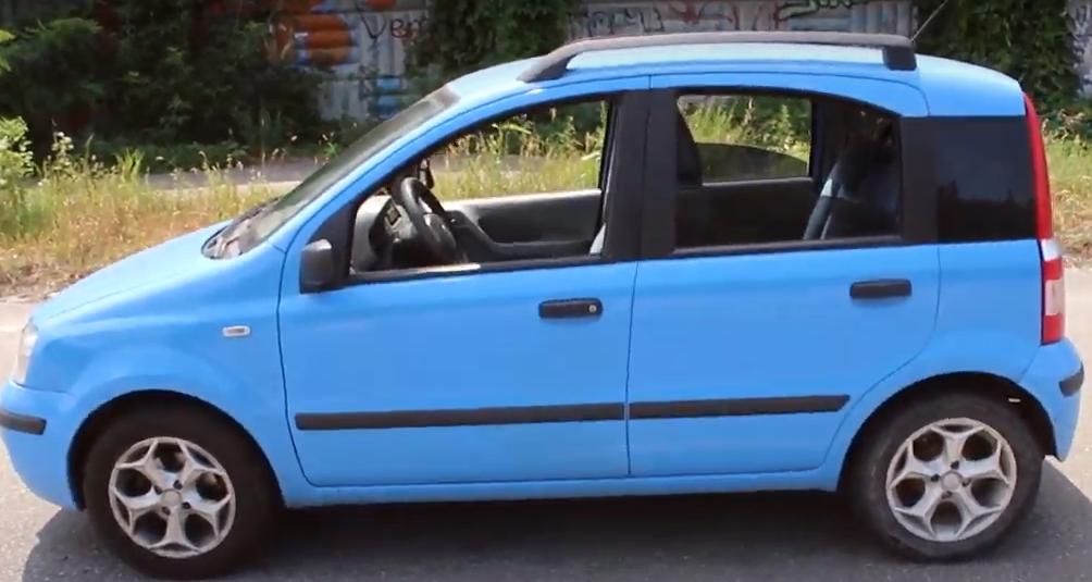 Fiat panda за 250 тыс. рублей
