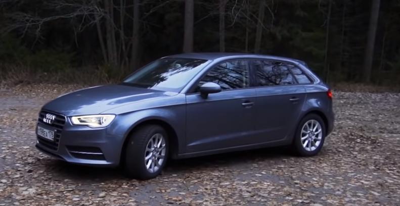 Audi A3 за 250 000 рублей