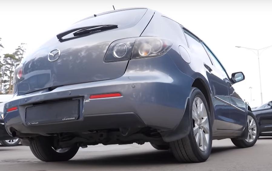 Mazda 3 за 250 тысяч