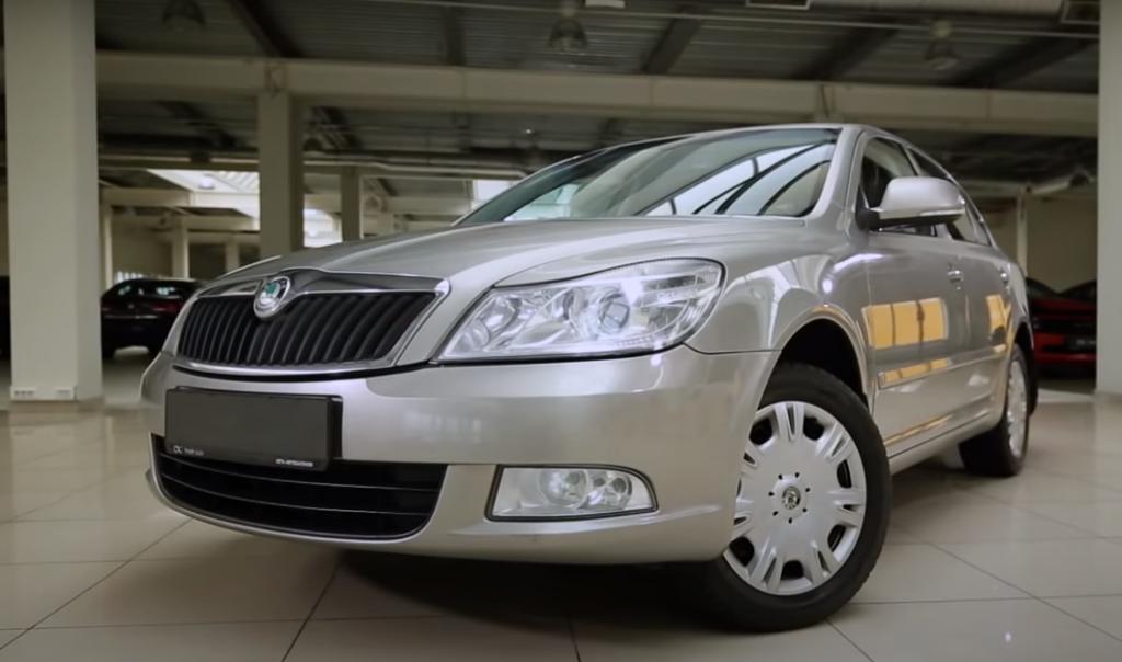 Skoda Octavia авто до 250 тыс. рублей.