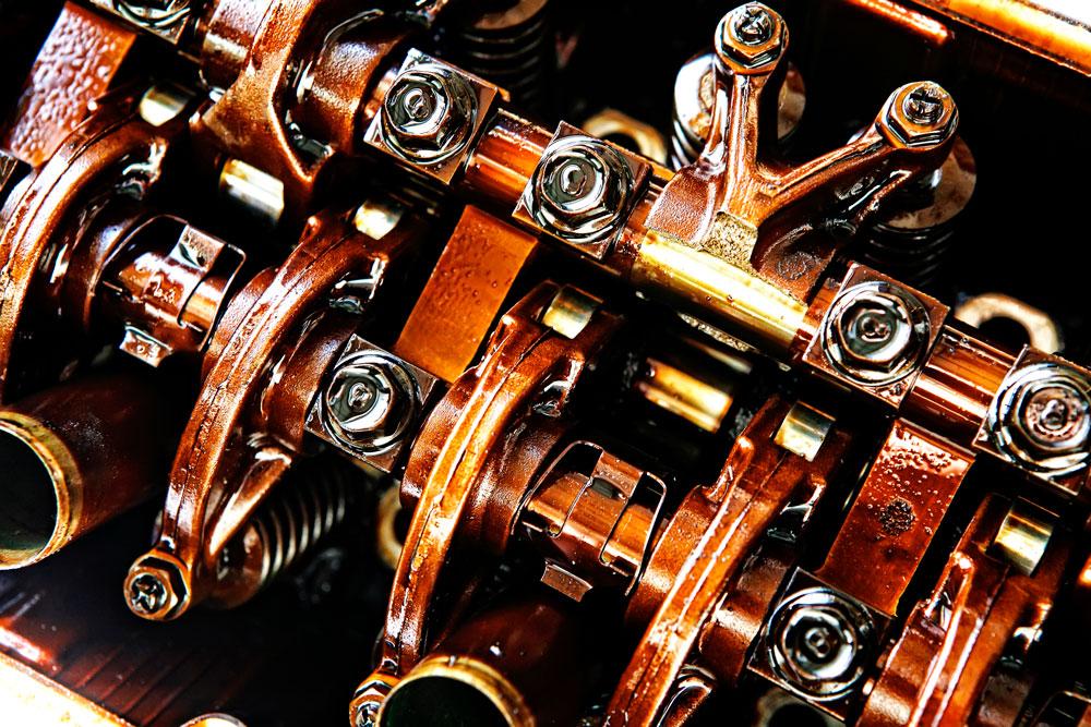 Раскоксовка двигателя Димексидом
